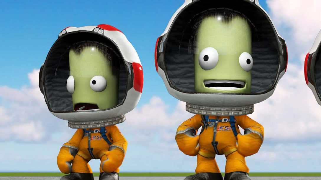 Il nuovo DLC di Kerbal Space Program Enhanced Edition è in arrivo domani