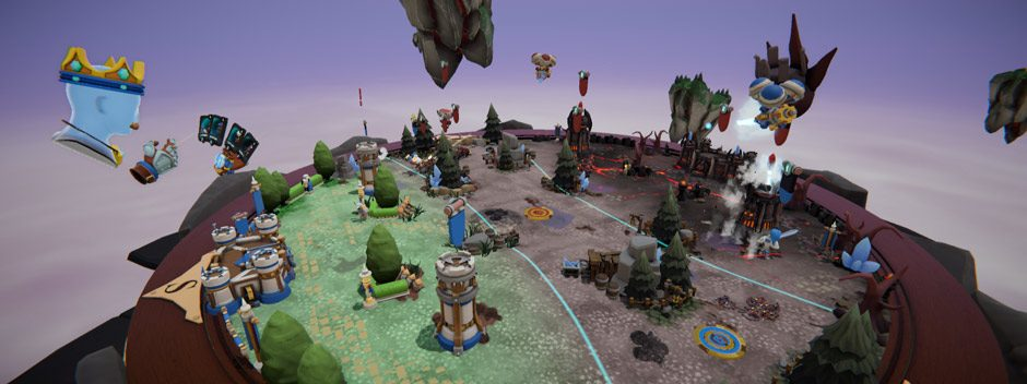 Lo strategico a turni Skyworld arriva su PS VR il 26 marzo