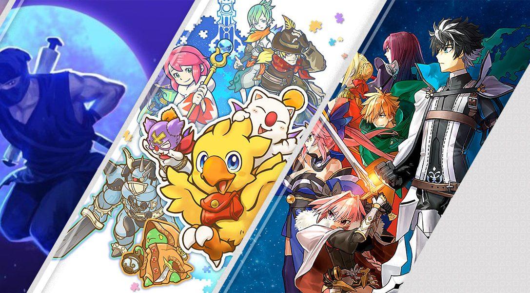 Le novità di questa settimana su PlayStation Store: Sekiro: Shadows Die Twice, The Messenger, Chocobo's Mystery Dungeon EVERY BUDDY! e altri ancora