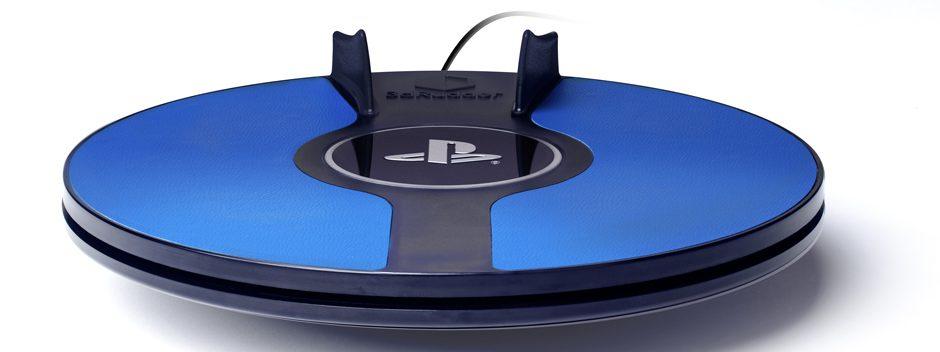 Vi presentiamo il controller di movimento 3dRudder per PlayStation VR, in arrivo questa estate