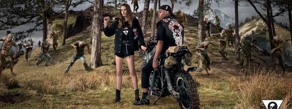 Ti presentiamo la collezione di abbigliamento Days Gone di Diesel