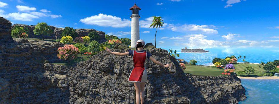 Everybody's Golf arriva su PlayStation VR il 22 maggio
