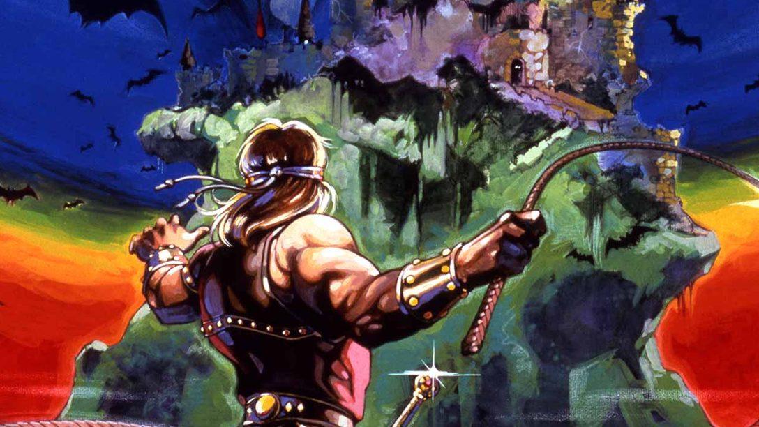Elenco completo dei giochi della Castlevania Anniversary Collection e uscita su PS4 confermata per il 16 maggio