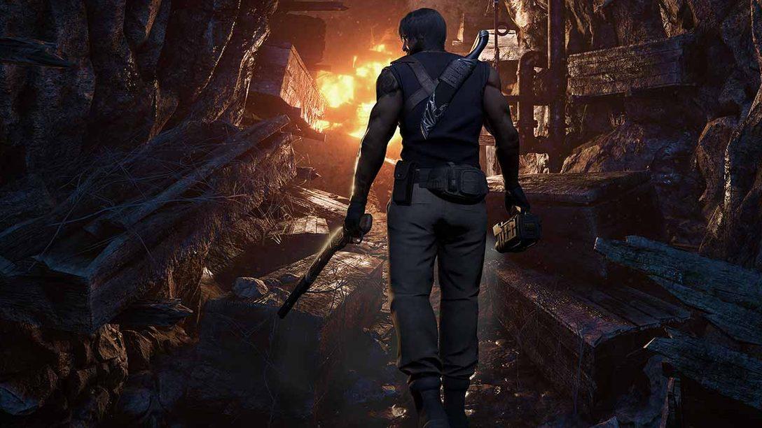 L'horror d'azione Immortal Legacy: The Jade Cipher è disponibile su PS VR