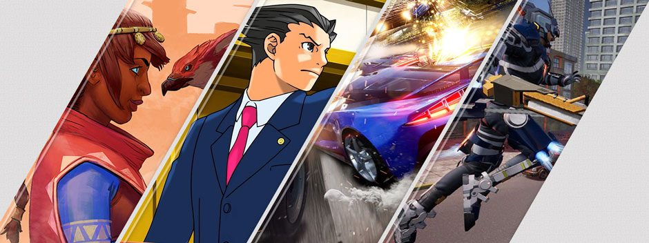 Novità sul PlayStation Store questa settimana: Falcon Age, Phoenix Wright: Ace Attorney Trilogy e molto altro ancora