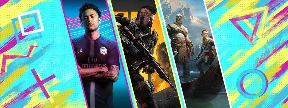 Nuovi giochi si aggiungono alla lista dei grandi Sconti di primavera su PlayStation Store