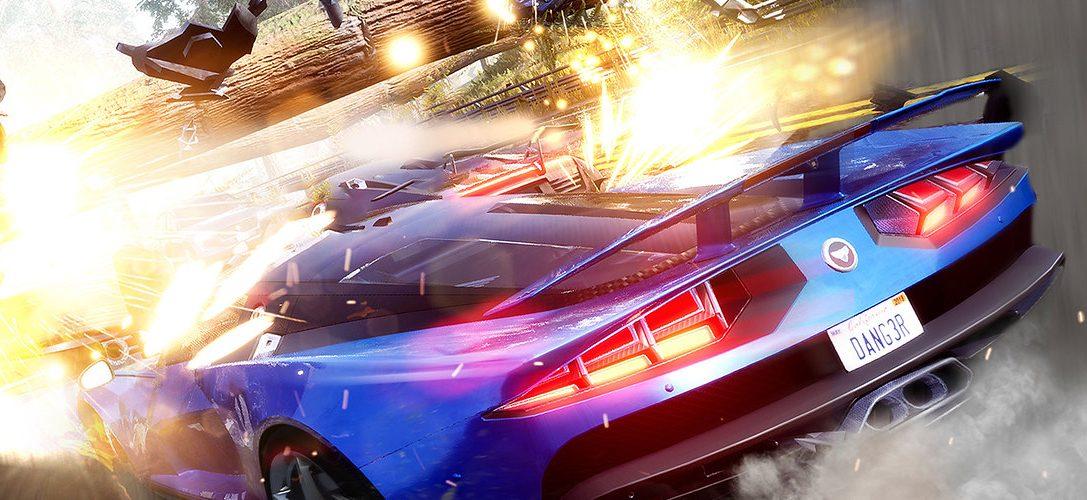 10 miglioramenti apportati dai creatori di Burnout alla classica formula basata su corse aggressive del loro nuovo titolo Dangerous Driving