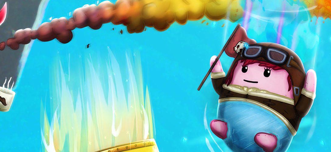 Indossate le vostre mutande fortunate e gettatevi in Brief Battles, in uscita il 7 maggio su PS4
