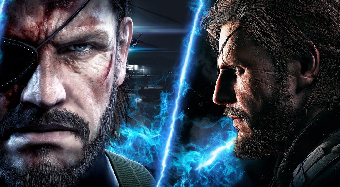 Metal Gear Solid V: The Phantom Pain guida l'aggiornamento di aprile di PS Now