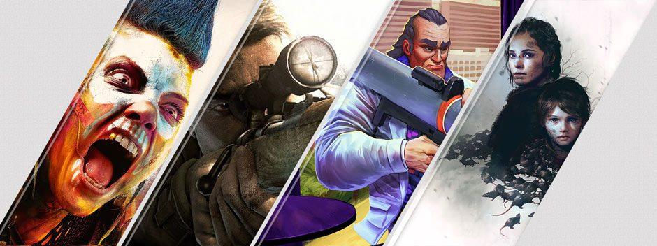Le novità su PlayStation Store di questa settimana: Rage 2, Sniper Elite V2 Remastered, A Plague Tale: Innocence e altro ancora