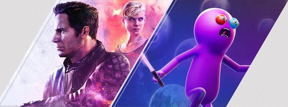 Novità su PlayStation Store questa settimana: Blood & Truth VR, Trover Saves the Universe e molto altro