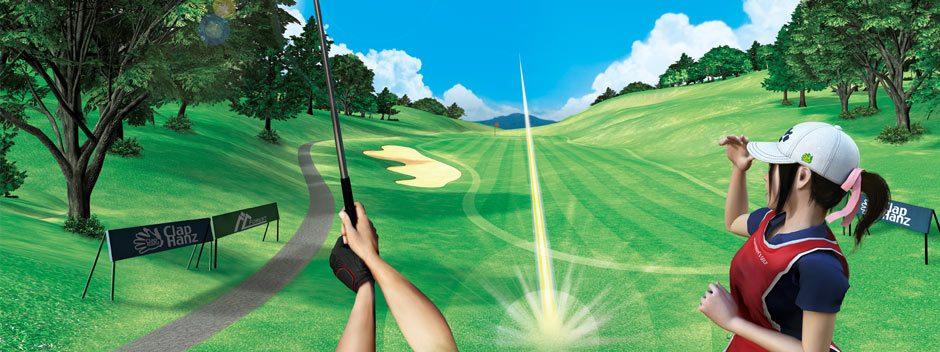 La demo di Everybody's Golf VR è disponibile da oggi