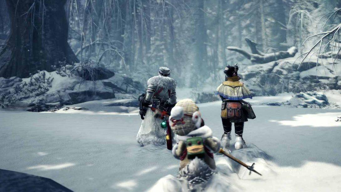 Nuovi dettagli su Monster Hunter World: Iceborne, in arrivo il 6 settembre su PS4