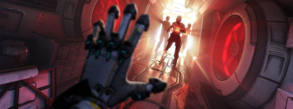 Gioca a The Persistence senza PS VR nell'aggiornamento gratuito in arrivo del titolo survival horror