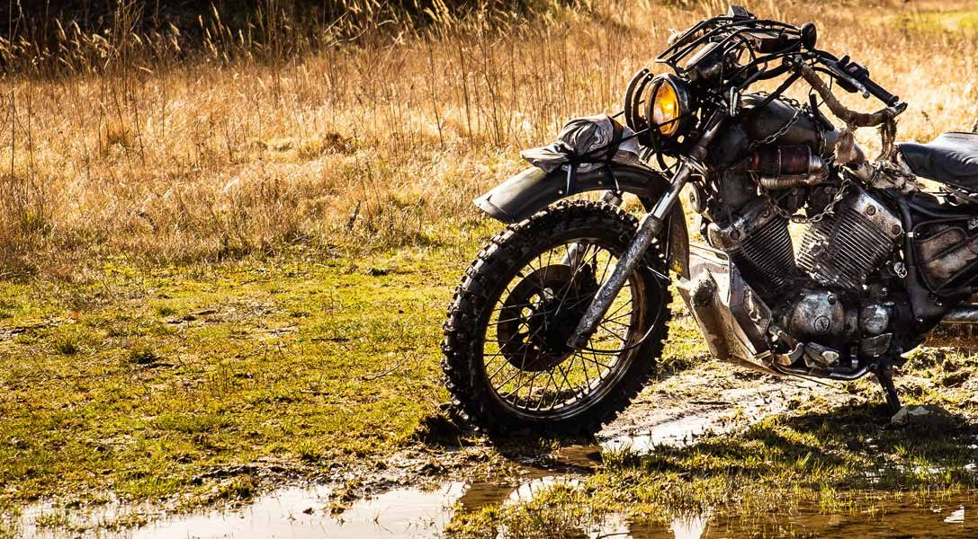 Una squadra di appassionati di motori ha ricreato la moto da randagio di Days Gone