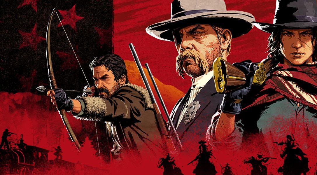 Red Dead Online: sono ora disponibili nuovi contenuti accessibili in anteprima per i giocatori di PS4