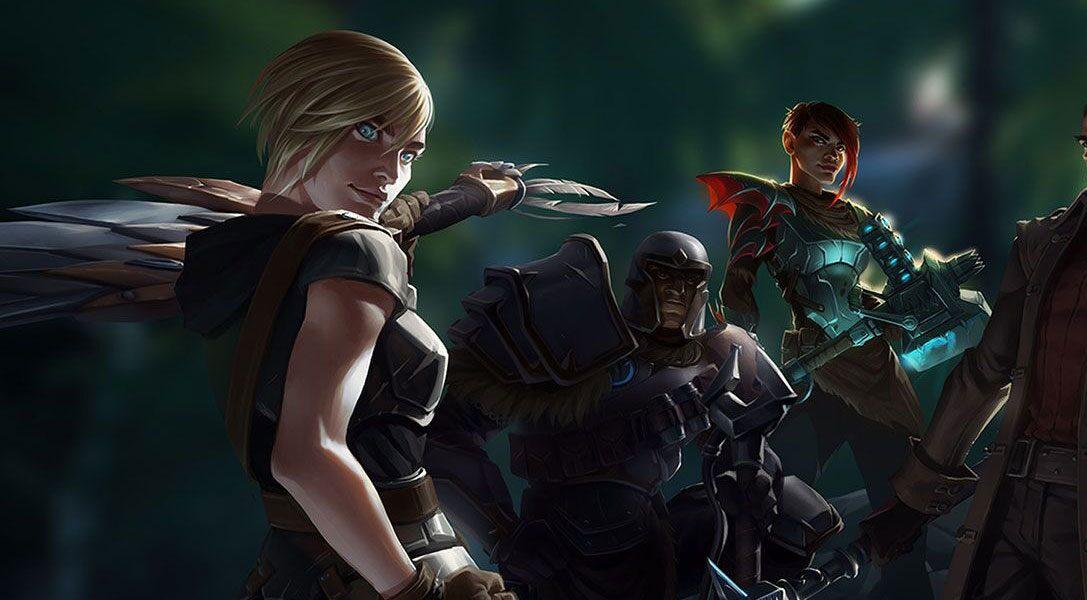 Dauntless, il nuovo RPG free-to-play basato sulla caccia alle belve, debutta domani su PS4