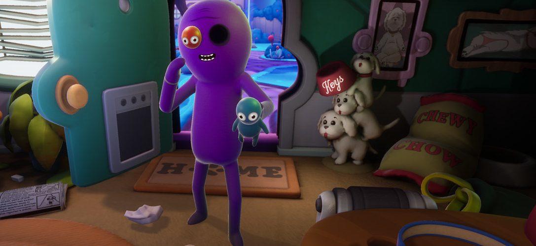 In arrivo un DLC post-lancio di Trover Saves the Universe, la commedia d'azione platform per PS VR
