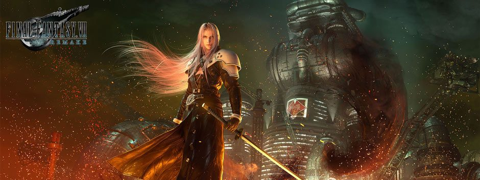 Final Fantasy VII Remake arriva su PS4 il 3 marzo 2020