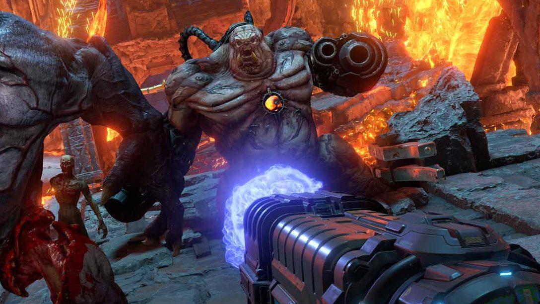 Alla scoperta del gameplay pompato di Doom Eternal, dedicato ai migliori slayer!
