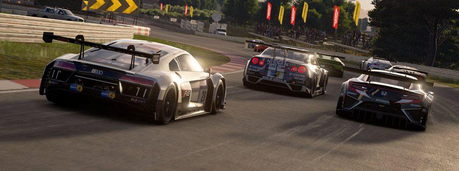 La Gran Turismo Red Bull X2019 Competition arriverà in GT Sport con l'aggiornamento di domani