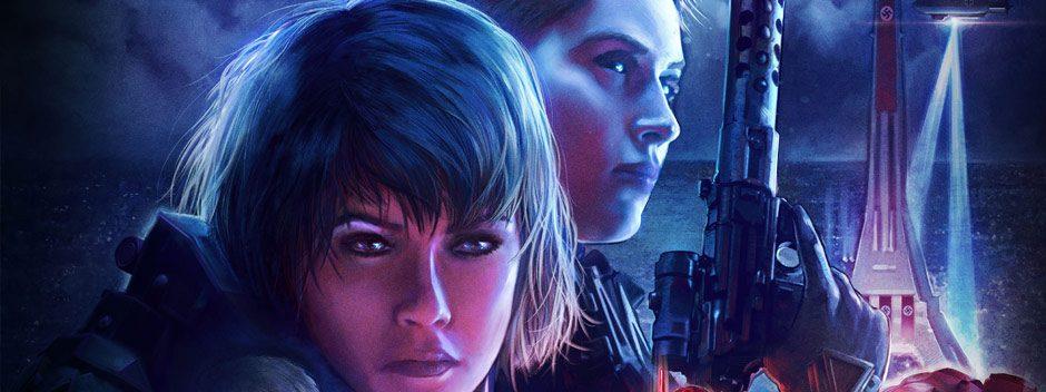 La modalità cooperativa rende ancora più spettacolare l'azione frenetica di Wolfenstein: Youngblood