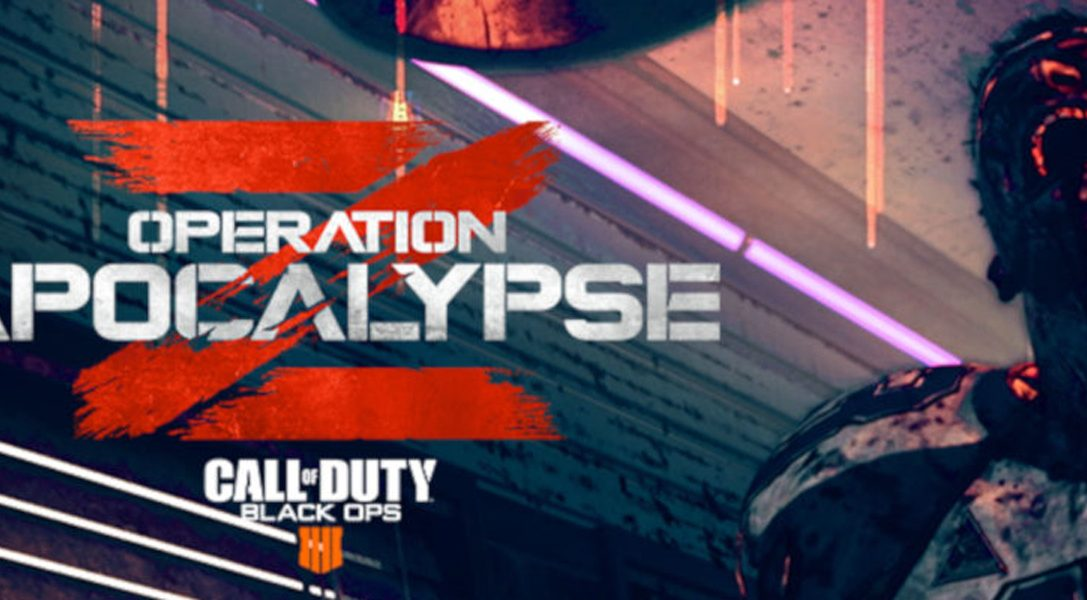 Operation Apocalypse Z di Call of Duty: Black Ops 4 arriva su PS4 il 9 luglio