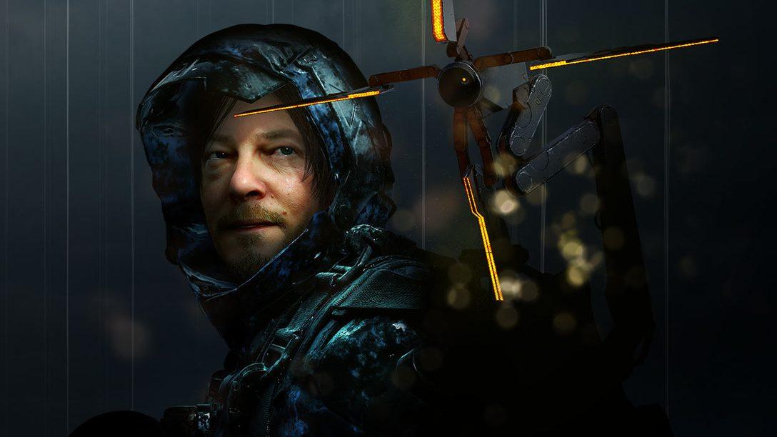 Death Stranding: svelati  nuovi personaggi e gameplay