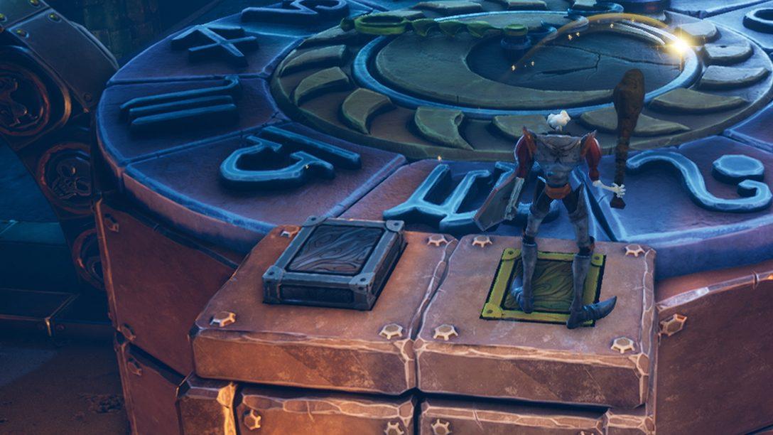 Il nuovo video di MediEvil del dietro le quinte con il team che fa risorgere un classico di PlayStation per PS4
