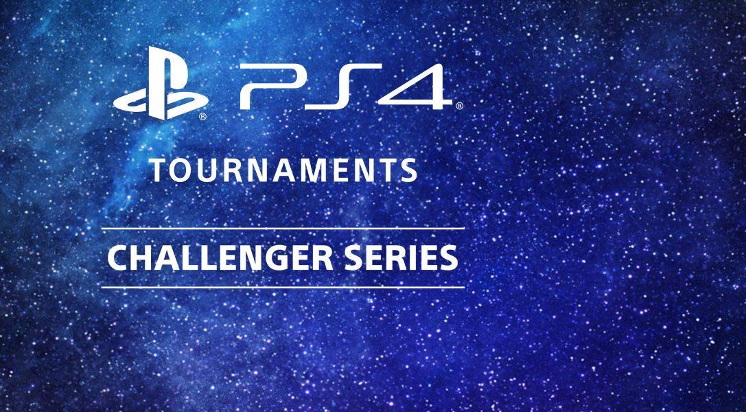 Presentazione dei PS4 Tournaments Challenger series, disponibili dalla prossima settimana