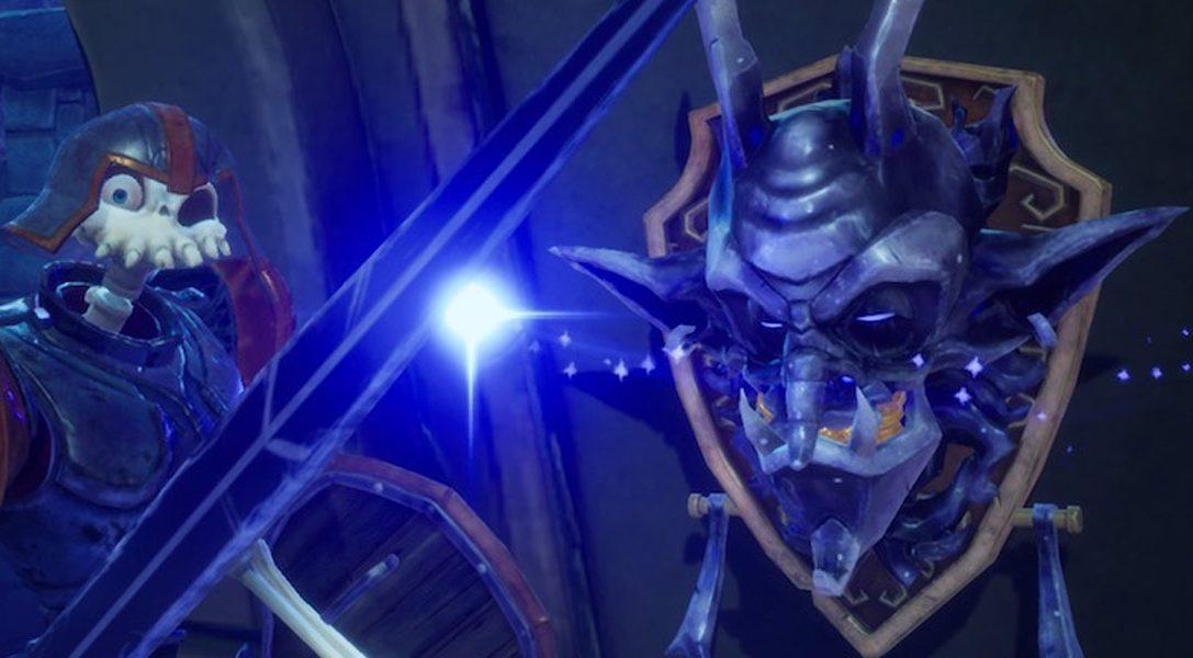 La demo di MediEvil PS4 viene lanciata oggi sul PlayStation Store