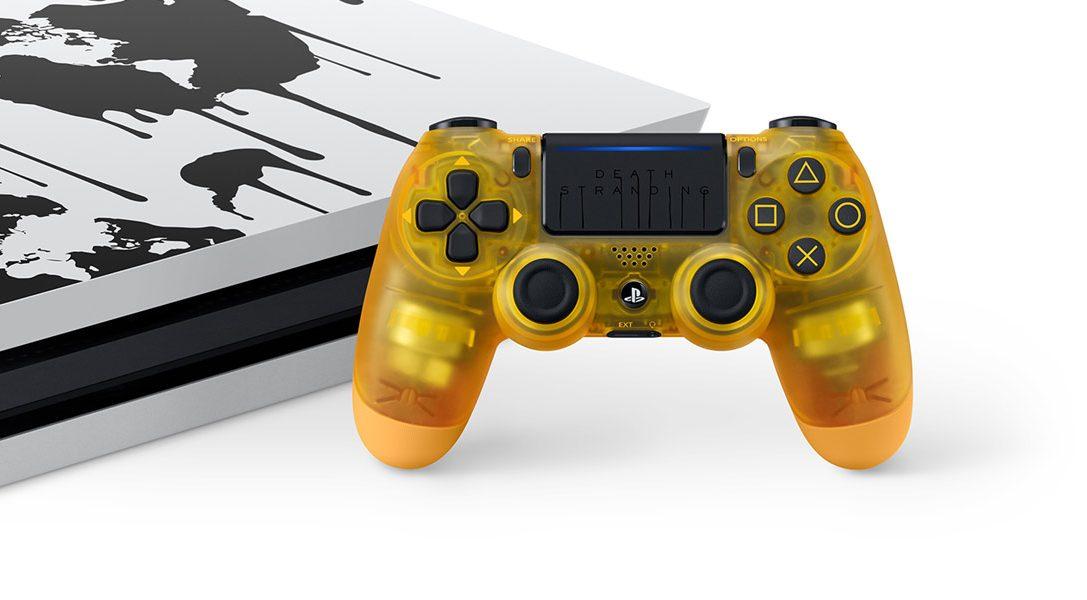 Vi presentiamo la confezione PS4 Pro Death Stranding in edizione limitata