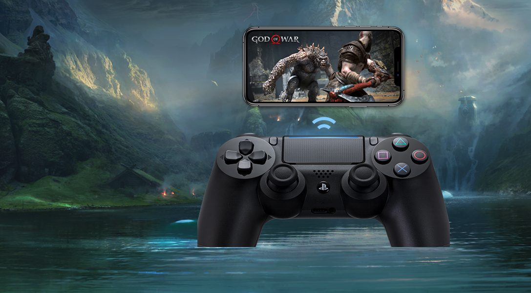 Guida all'utilizzo del controller wireless DUALSHOCK 4 con i dispositivi Apple