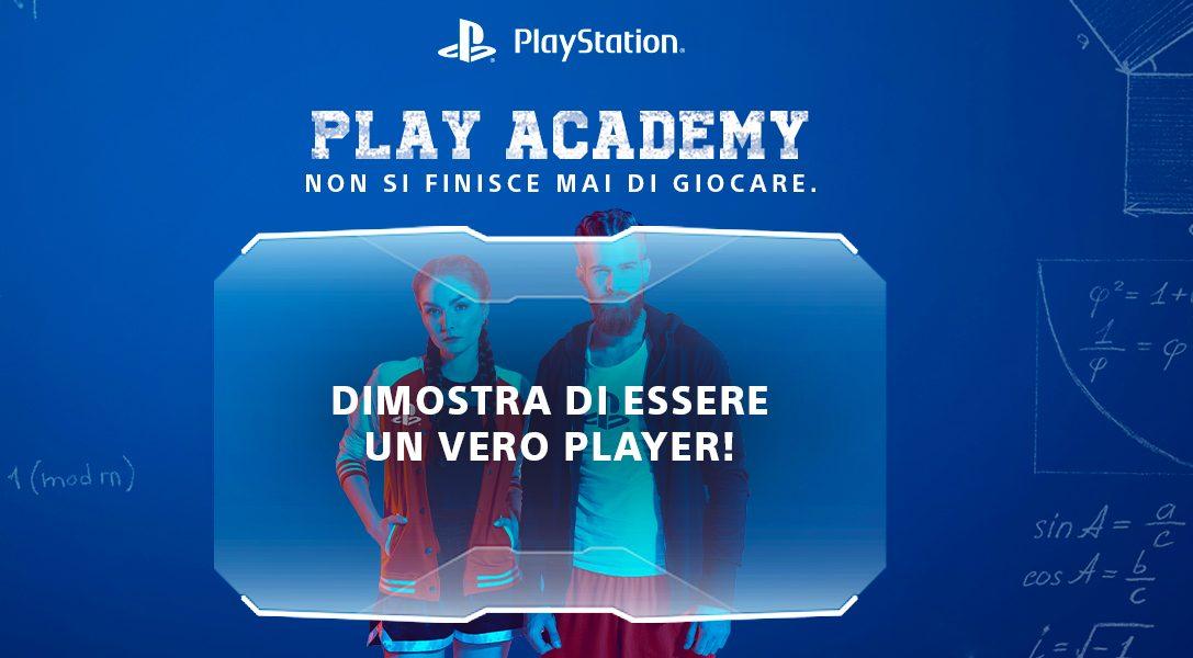 La PlayStation Academy sta per aprire le sue porte