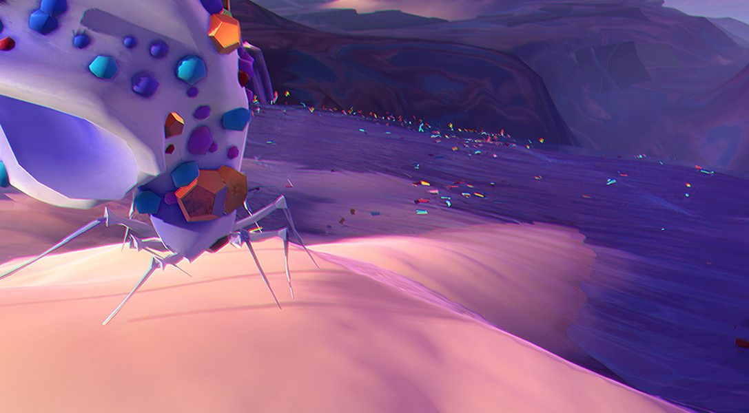 Paper Beast: Esplorate un ecosistema da sogno in PS VR