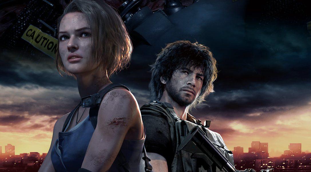 Il 3 aprile 2020 Resident Evil 3 è pronto a riportarvi a Raccoon City