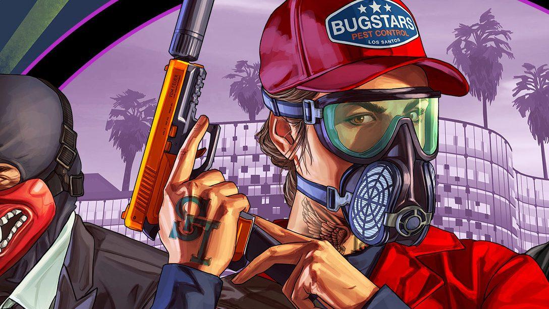 Grand Theft Auto V è stato il gioco più scaricato su PlayStation Store a dicembre