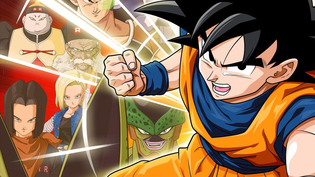 Come Dragon Ball Z: Kakarot adatta l'amata saga in un unico enorme GDR d'azione