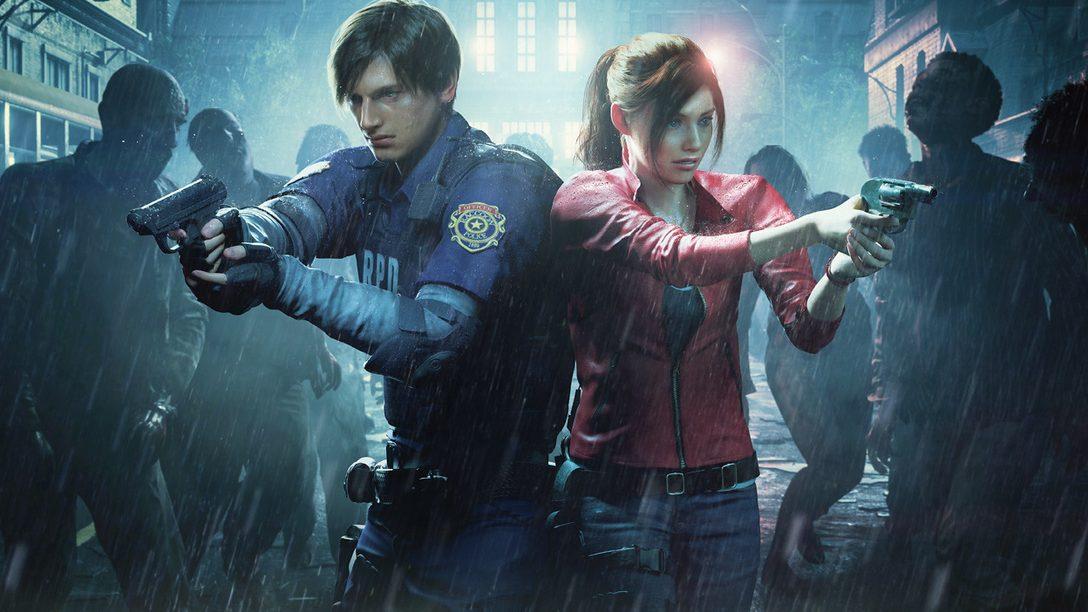 I creatori di Resident Evil 2 parlano del processo di sviluppo per il 1° anniversario del gioco PS4