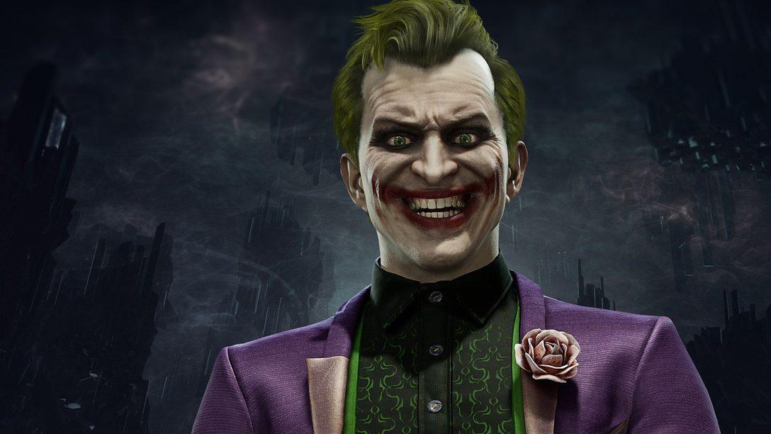 """La """"versione più malvagia e feroce"""" di Joker debutterà domani in Mortal Kombat 11"""