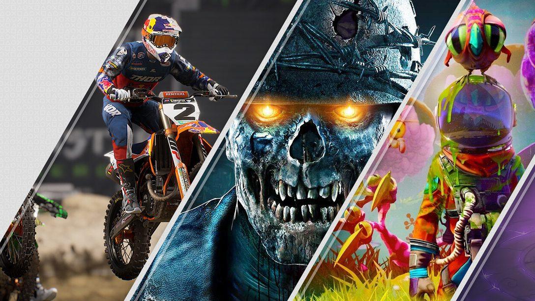 Le nuove uscite su PlayStation Store di questa settimana