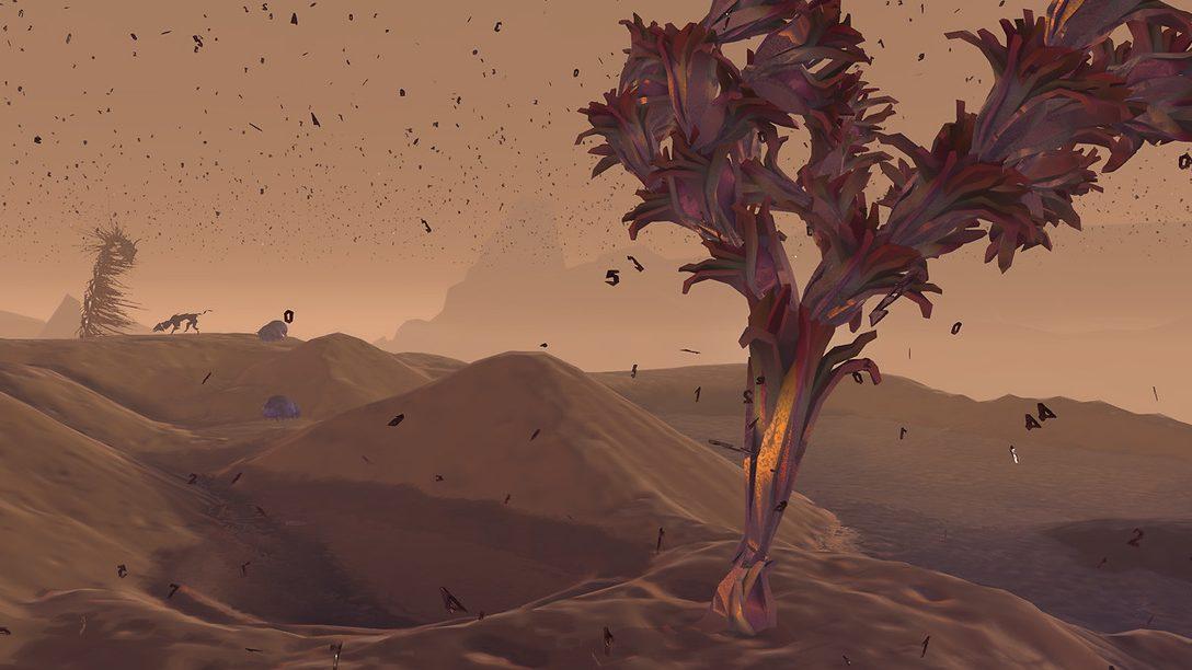La modalità sandbox di Paper Beast consente di sperimentare con un ecosistema in continua evoluzione