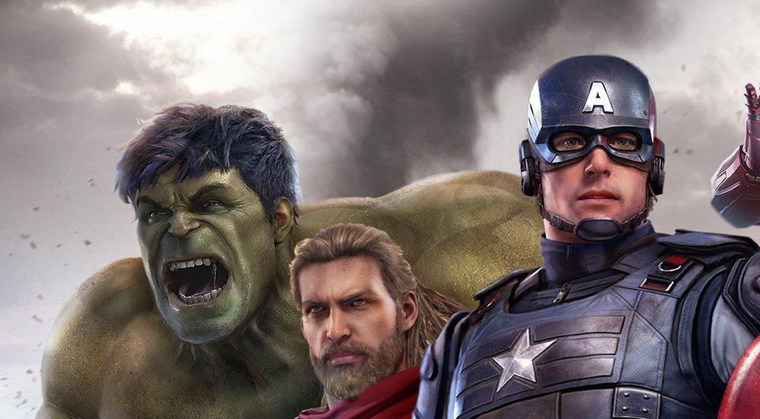 Marvel's Avengers: edizioni speciali, bonus per le prenotazioni e altre rivelazioni per PS4