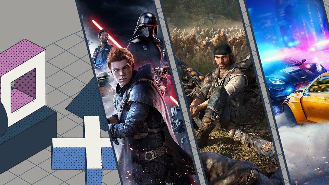 La promozione Selezioni essenziali sul PlayStation Store inizia oggi