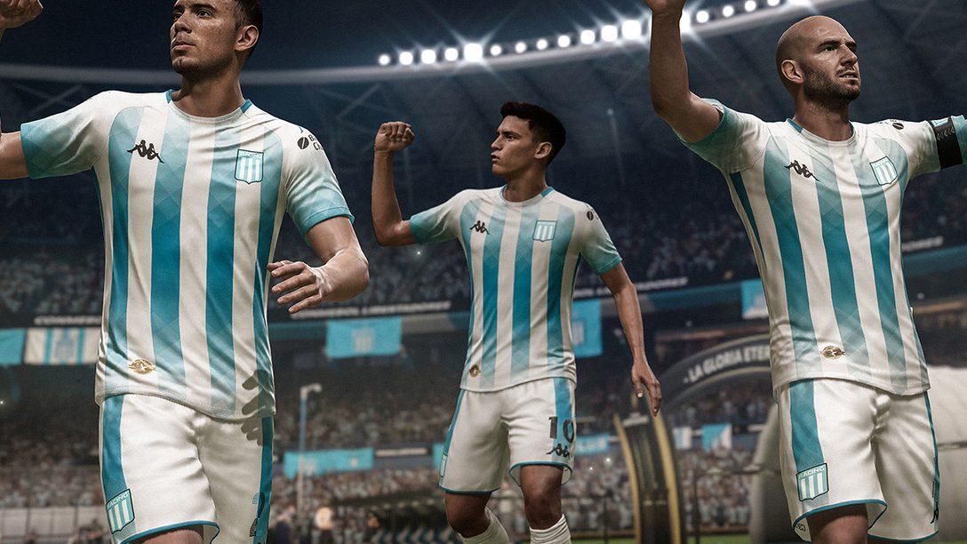 L'aggiornamento Copa Libertadores di FIFA 20 sarà disponibile il mese prossimo