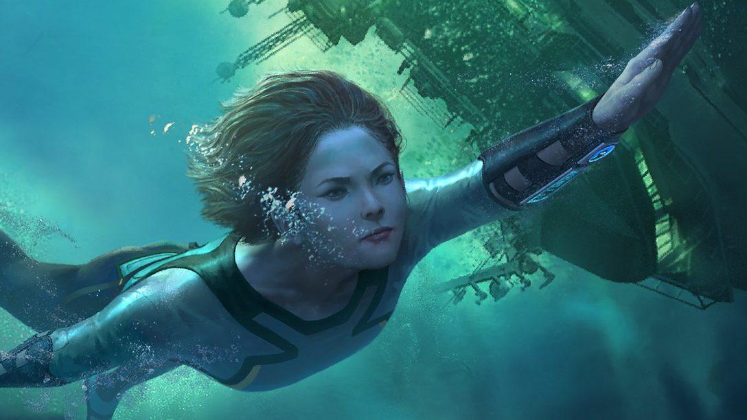 Sopravvivi a un'avventura subacquea mozzafiato con Freediver: Triton Down Extended Cut, in arrivo il 27 febbraio su PS VR