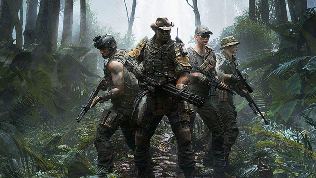 Gioca a un intenso multiplayer asimmetrico Predator: Hunting Grounds con il weekend di prova a marzo