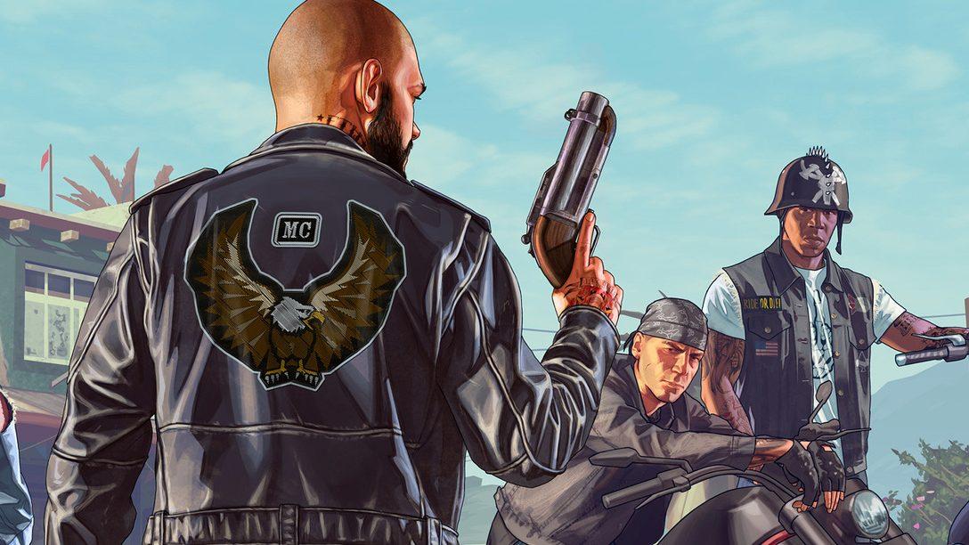 Grand Theft Auto V è stato il gioco per PS4 più scaricato su PlayStation Store nel mese di febbraio