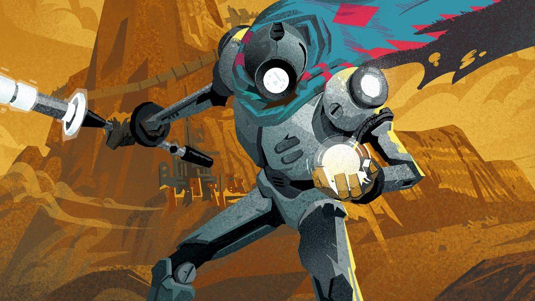 L'hack and slash incontra il pinball in Creature in the Well, in arrivo il 31 marzo su PS4