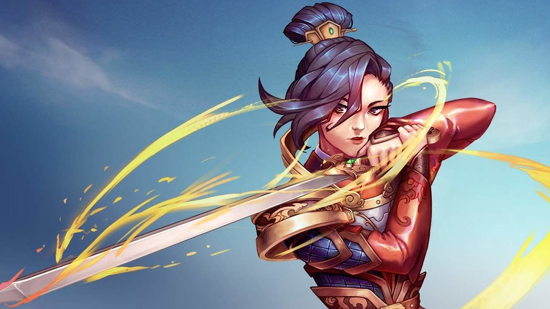 Mulan si unisce oggi al gioco d'azione multigiocatore Smite per PS4